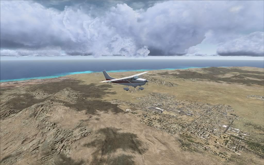 [FSX] De Fuerteventura a Gran Canaria em Cessna ScreenHunter_0143