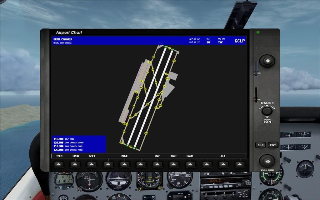 [FSX] De Fuerteventura a Gran Canaria em Cessna ScreenHunter_0148