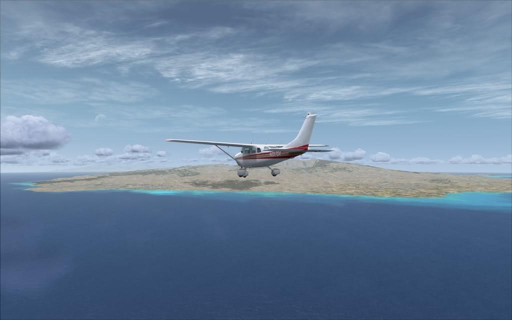 [FSX] De Fuerteventura a Gran Canaria em Cessna ScreenHunter_0156