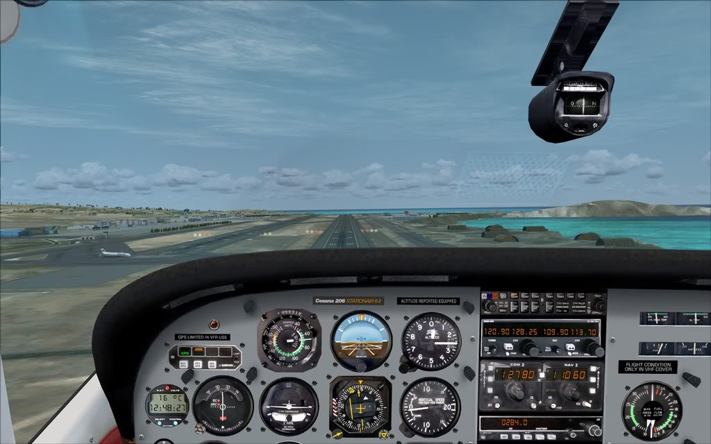 [FSX] De Fuerteventura a Gran Canaria em Cessna ScreenHunter_0158