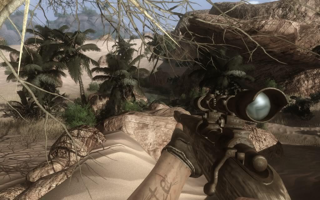 Saiu o Far Cry 2 Screenshot0002