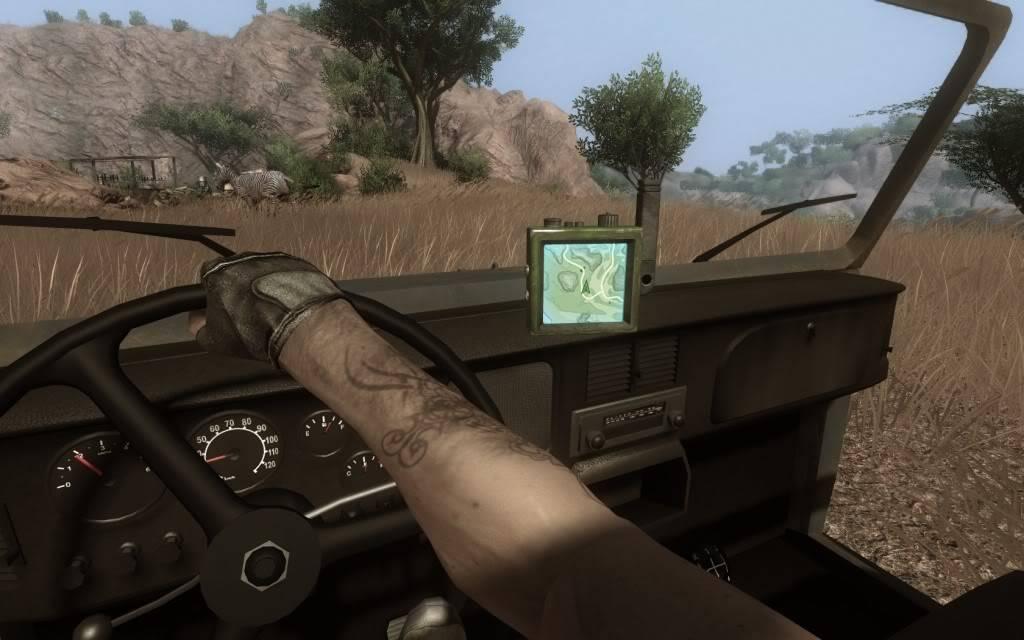 Saiu o Far Cry 2 Screenshot0004