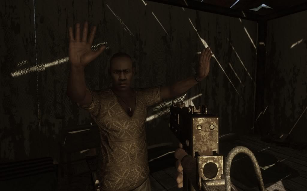 Saiu o Far Cry 2 Screenshot0018