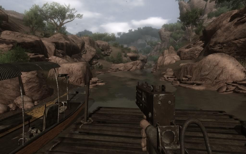 Saiu o Far Cry 2 Screenshot0024