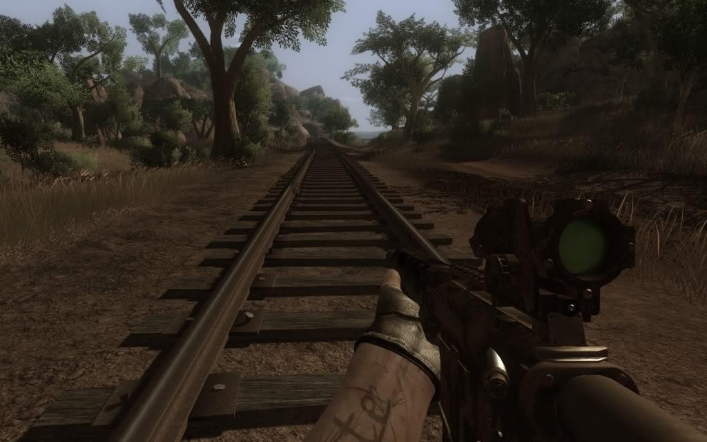 Saiu o Far Cry 2 Screenshot0026