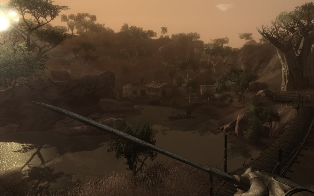 Saiu o Far Cry 2 Screenshot0029