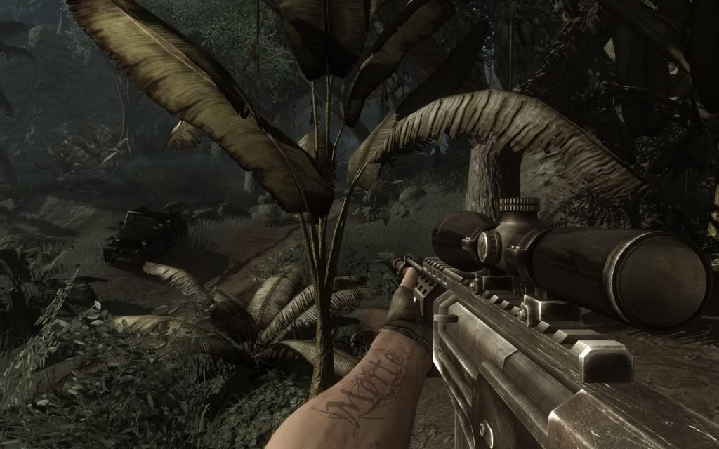 Saiu o Far Cry 2 Screenshot0033