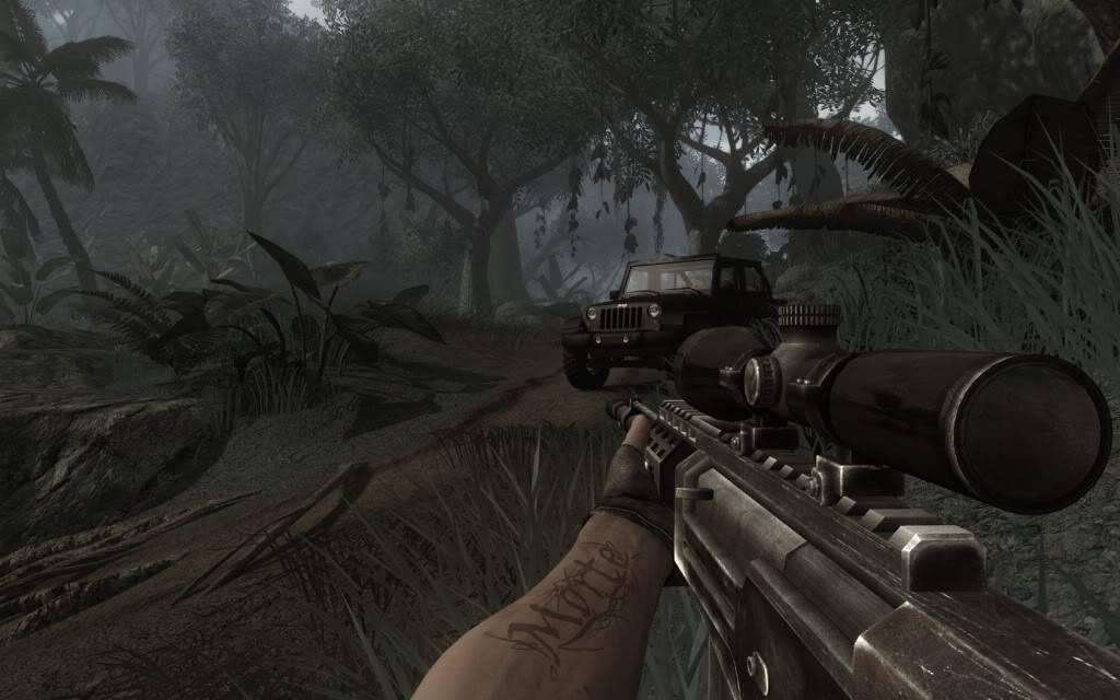 Saiu o Far Cry 2 Screenshot0035