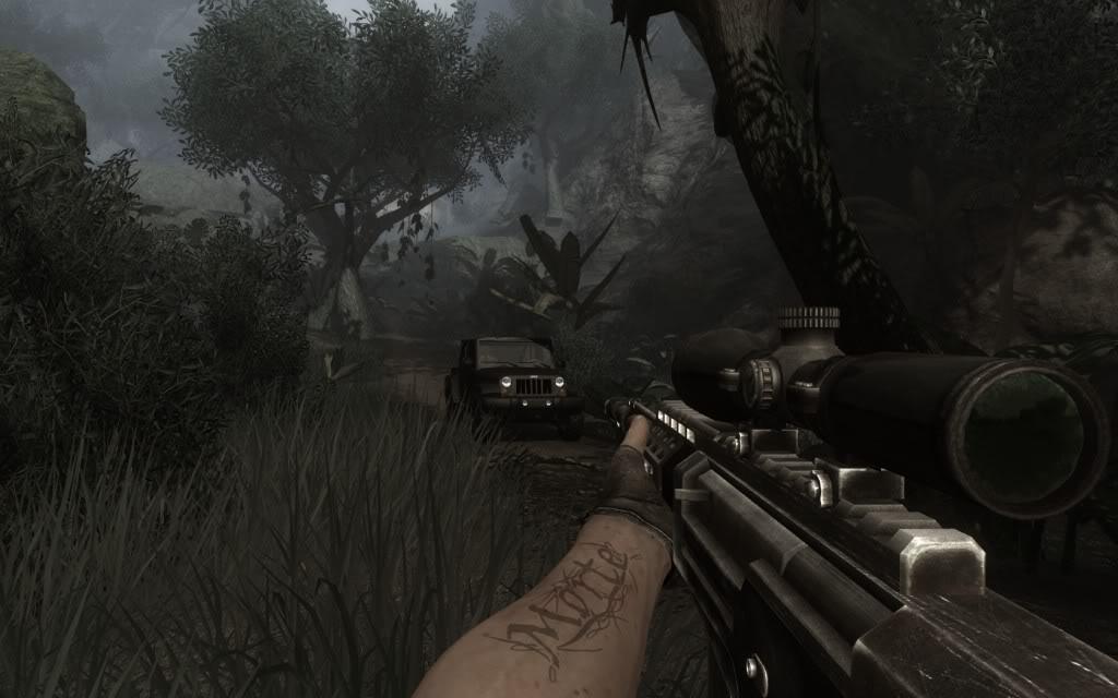 Saiu o Far Cry 2 Screenshot0036