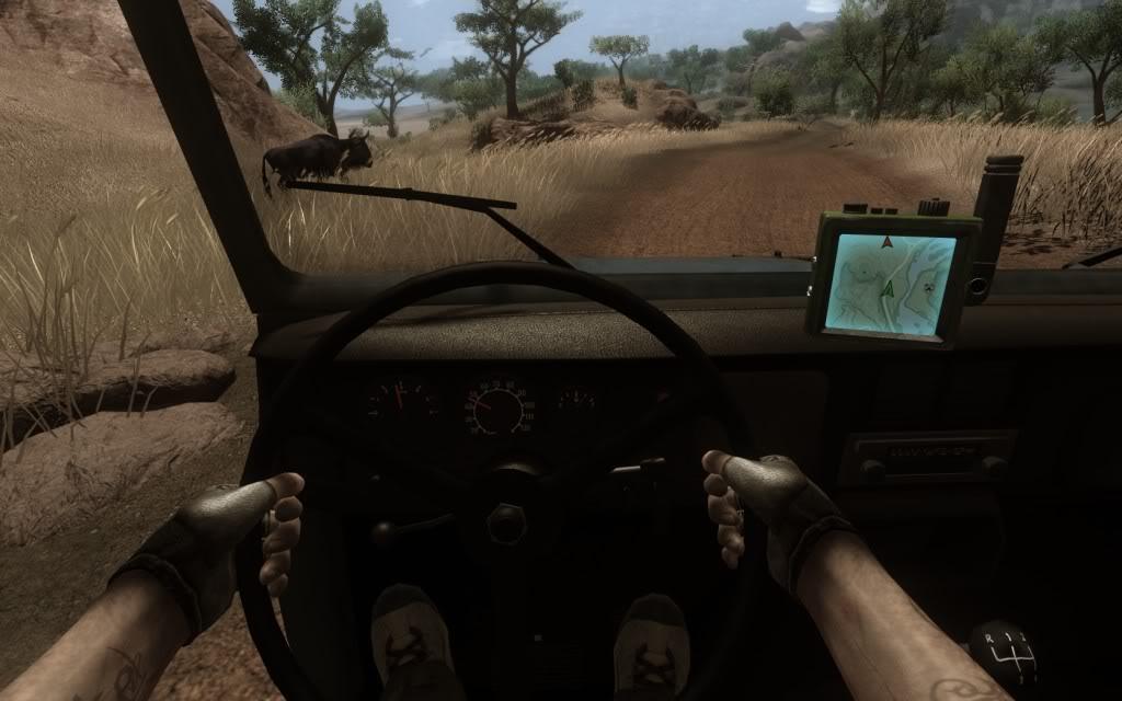 Saiu o Far Cry 2 Screenshot0042