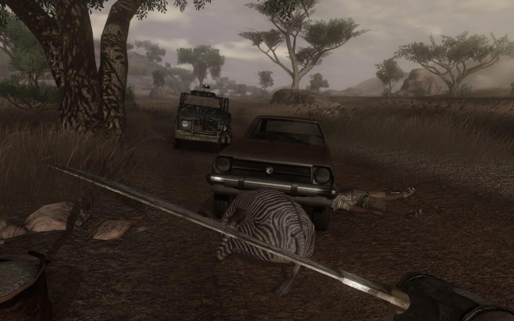Saiu o Far Cry 2 Screenshot0052