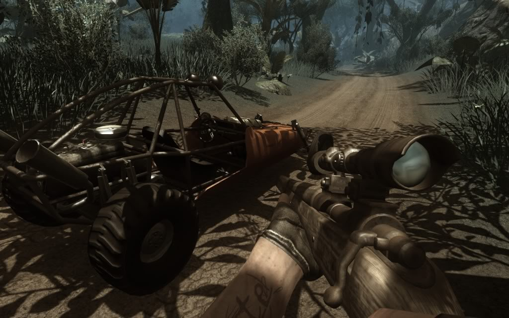 Saiu o Far Cry 2 Screenshot0056