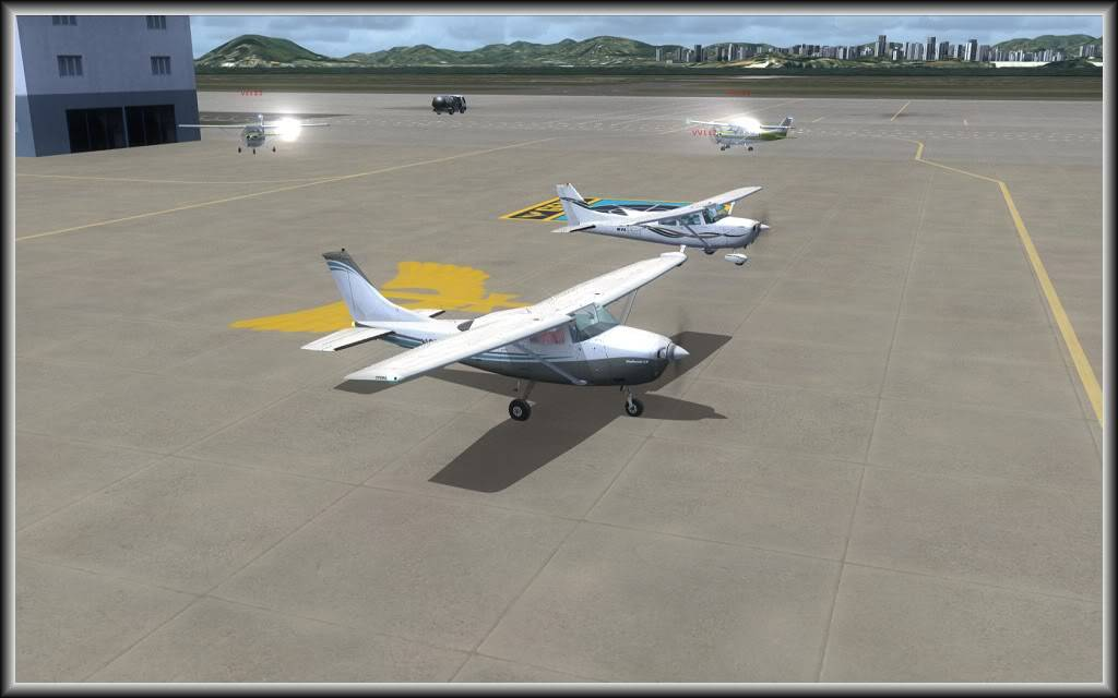 [FSX] Voo online de hoje (SBES-SBRJ) ScreenHunter_25Sep190108