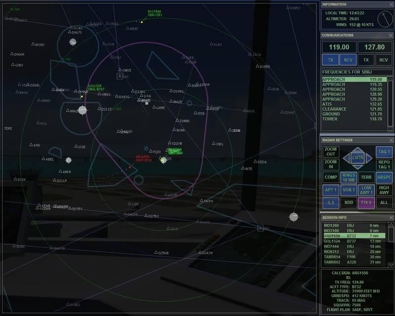 Tráfego - [FSX] Controle de tráfego aéreo em SBRJ Avs_222