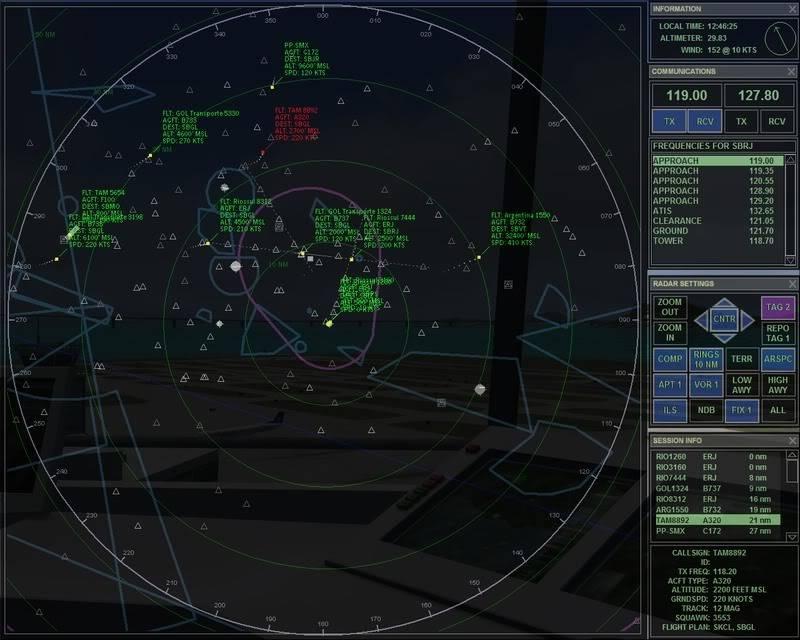 Tráfego - [FSX] Controle de tráfego aéreo em SBRJ Avs_223