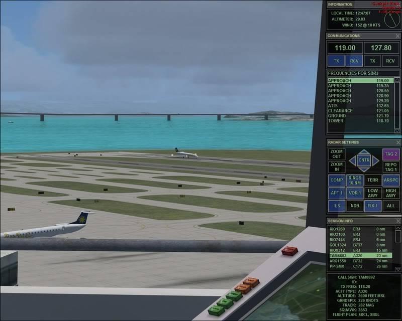 Tráfego - [FSX] Controle de tráfego aéreo em SBRJ Avs_224
