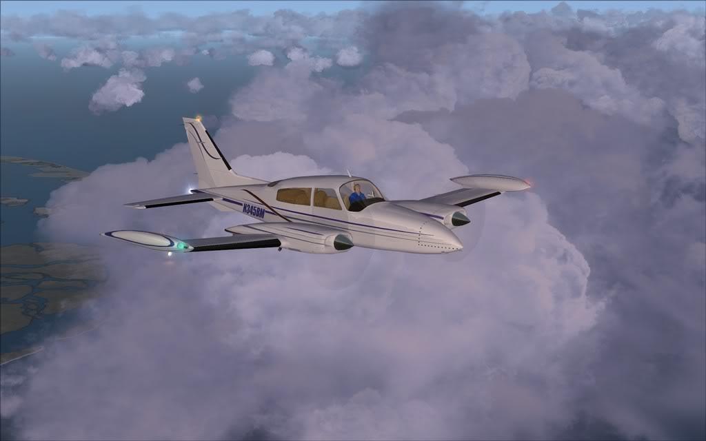Freeware - Cessna 310 para FSX ScreenHunter_0152