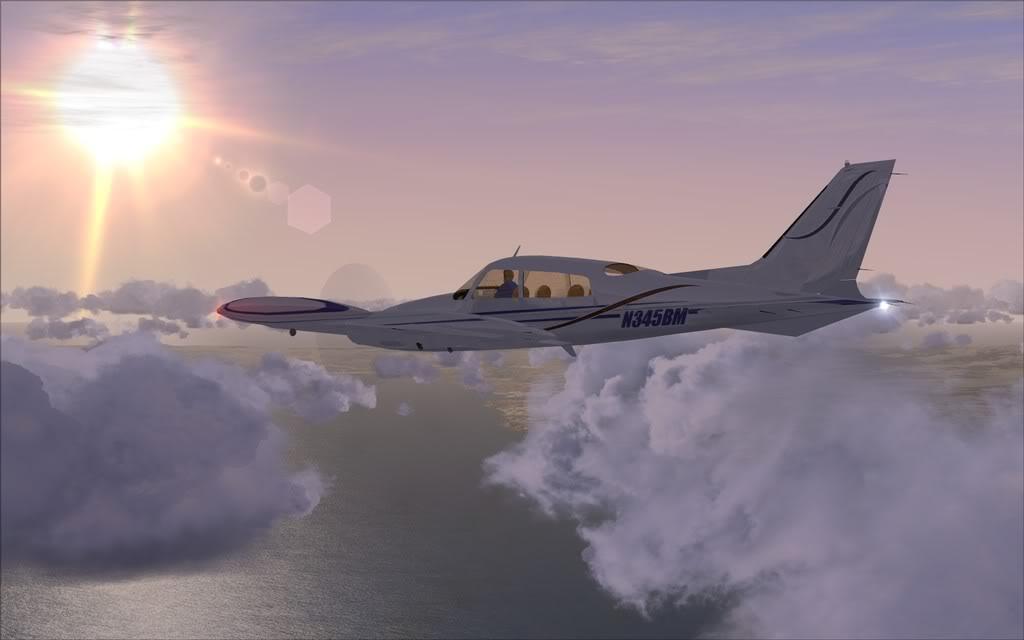 Freeware - Cessna 310 para FSX ScreenHunter_0154-1