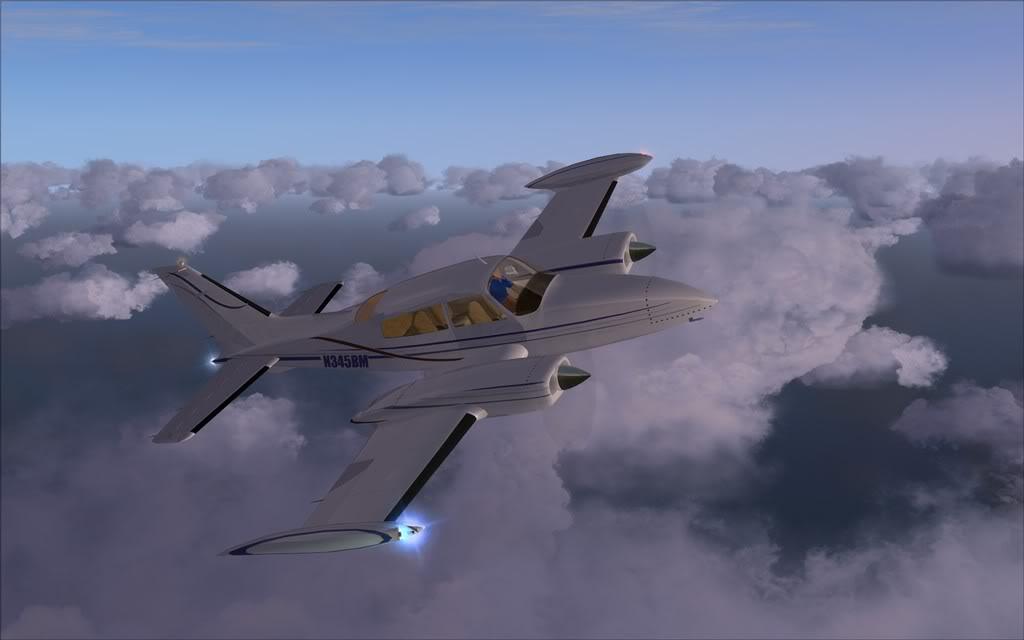 Freeware - Cessna 310 para FSX ScreenHunter_0160-1
