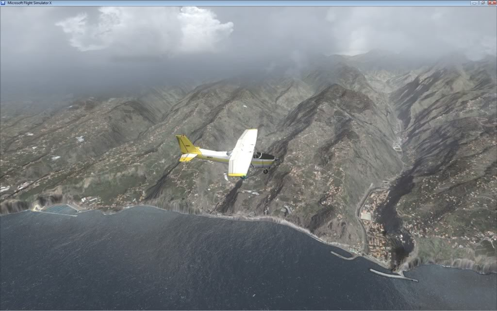 madeira - [FSX] Madeira ScreenHunter_10May092358