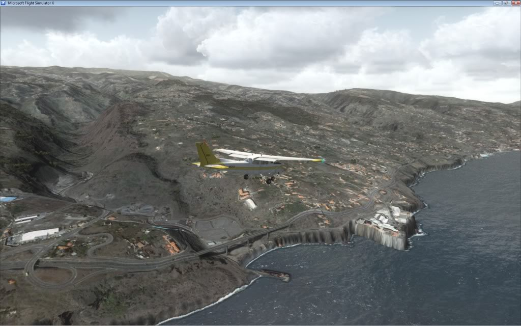 [FSX] Madeira ScreenHunter_15May100005
