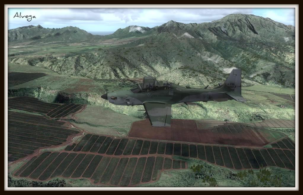 [FSX] A29b Super Tucano Força Aérea Brasileira Tucano3