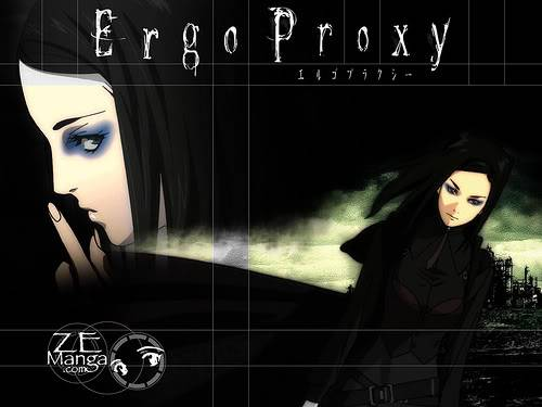 [Anime]Ergo Proxy ErgoProxyTitlepic