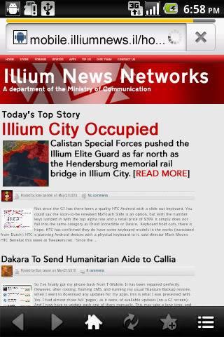 Accepted | Illium Empire Mobilenews