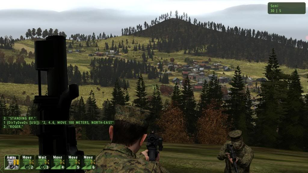 ArmA 2 screens Colonelsanddistanttown