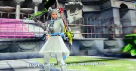 Best ported version of White Len in Soul Calibur? SCBD-cat