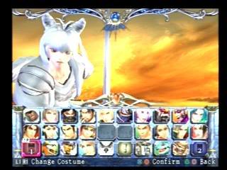 Best ported version of White Len in Soul Calibur? W-Len_SC3-2