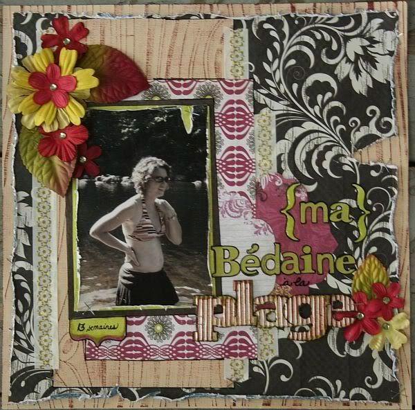 Défi d'août (Je, me, moi) de Marie-Anne - Page 2 Mabedainealaplage