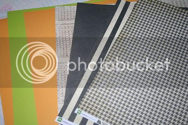 Kit DT mars 2011/ Making memories (paper reverie) American Craft (teen) Mars2