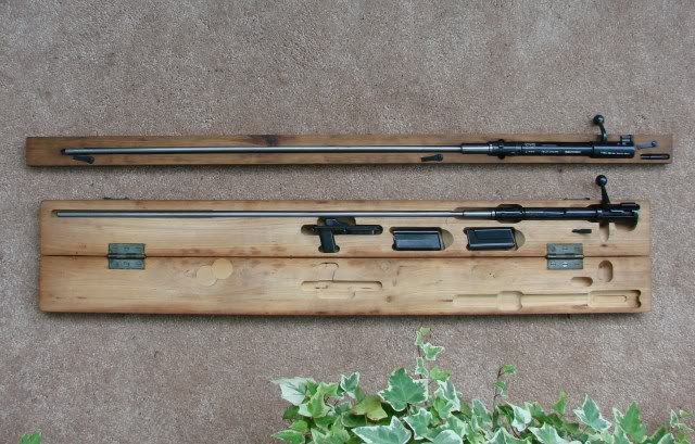 Conversion EL 24 mauser ww2 ErmaSubCaliberDevices