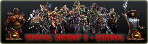 Mortal Kombat  9 General