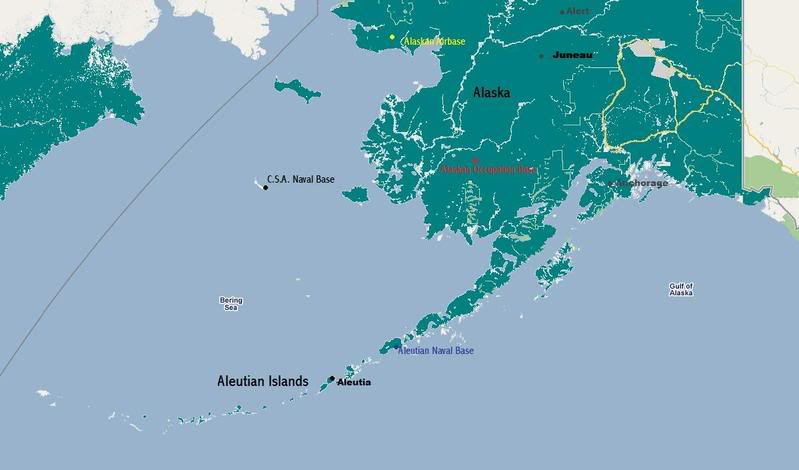 The United Naval Clamdom of Clamparapa Factfile Part 1 Alaska