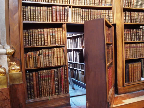 The Salem Witches' Institute Library 3rdfloorrestricted