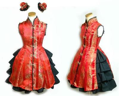 Lolita fashion Qilolita