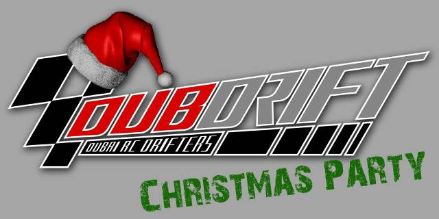DubDrift Christmas Party! Xmasparty