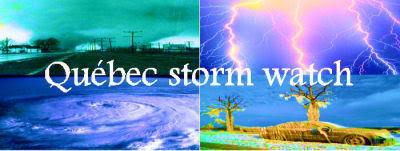 Québec Storm Watch