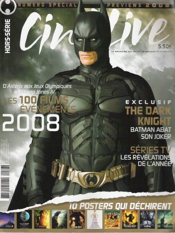 The Dark Knight (2008) BatmanPoster