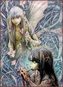 The Dark Crystal Gelflings_DarkCrystal