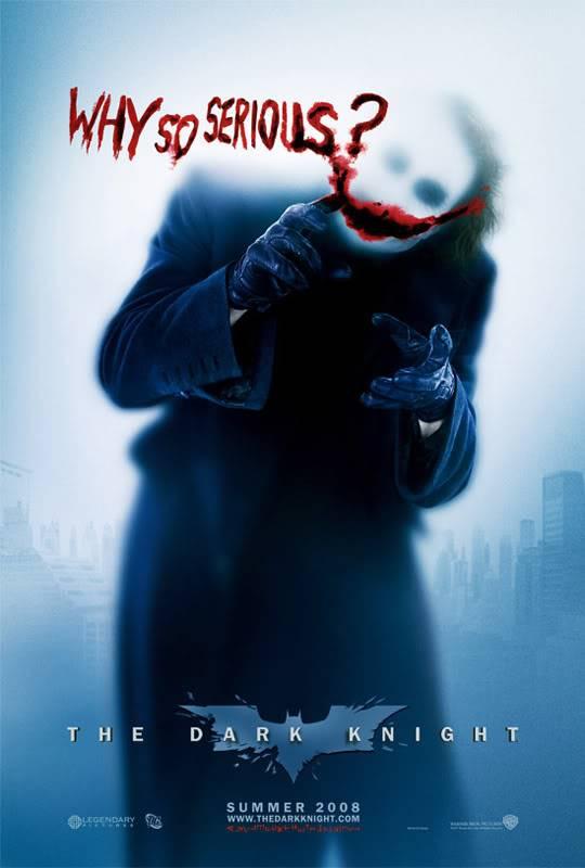 The Dark Knight (2008) Joker