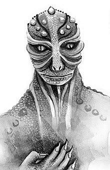 History of the Reptilians Reptilian
