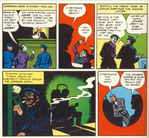 Death of the Joker JokerDiesDetectiveComics64
