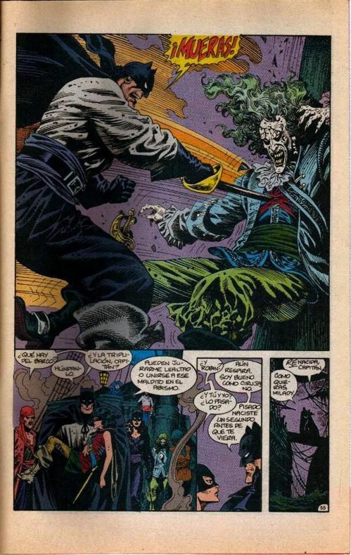 Death of the Joker JokerDiesDetectiveComicsAnnual7