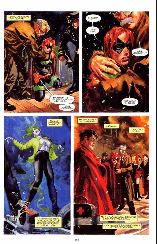 Death of the Joker JokerDiesThrillKiller