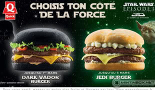 Fast Food Chain Serves 'Darth Vader' Burgers 470_22011470
