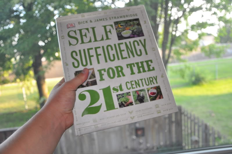 Review: Self Sufficiency for the 21st Century  DSC_0651