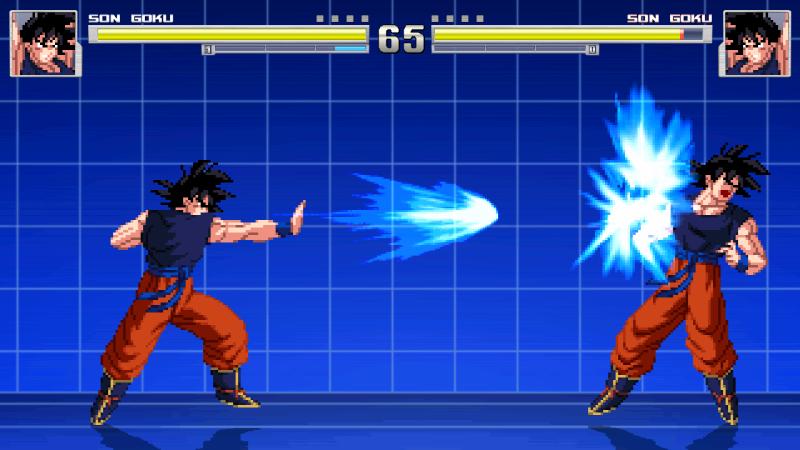 Dragonball Kai: Allstars Mugen025-1